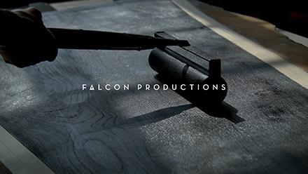 Falcon Productions logo