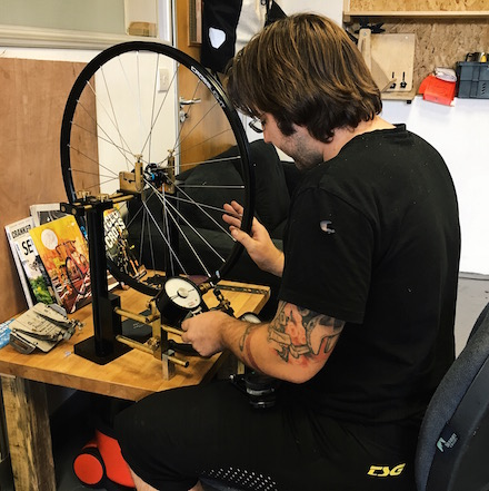 Ryan wheelbuilding
