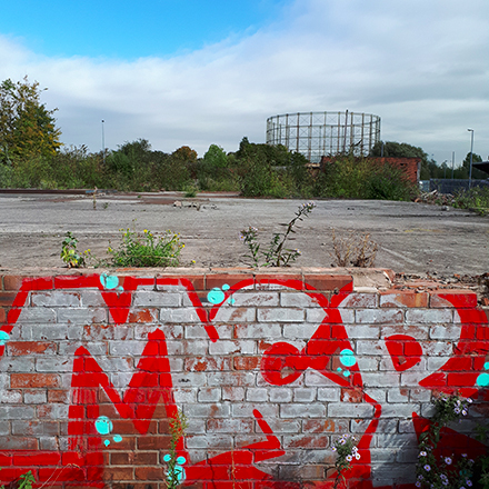 Manchester - Pollard Yard | Converted container workspaces in central Manchester