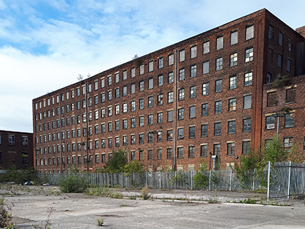 Cotton Mill, Ancoats