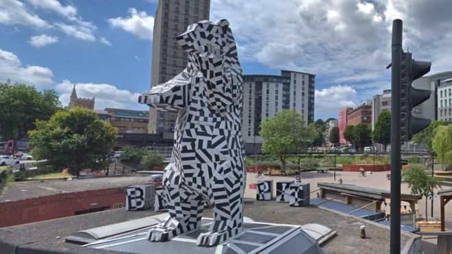 bristol bearpit bear