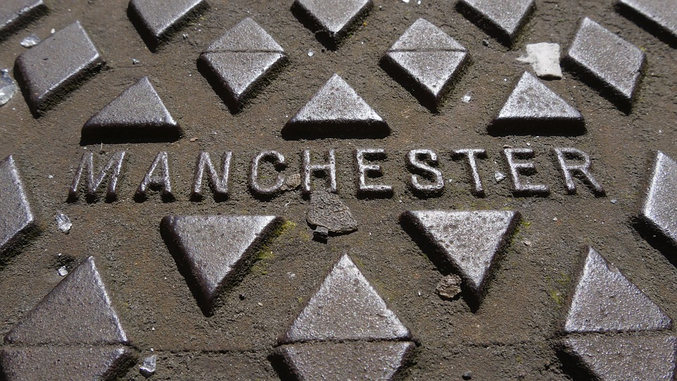 Manchester drain cover